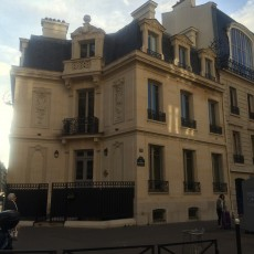 Rénovation d'un hôtel particulier - PARIS