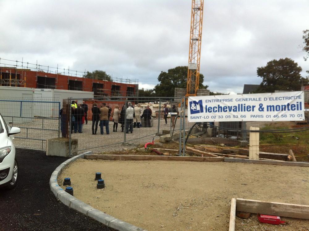 Construction de 23 logements en entreprise générale avec ZANELLO