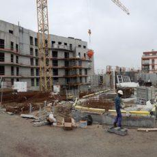 Construction 125 logements LA CAENNAISE 14000 CAEN