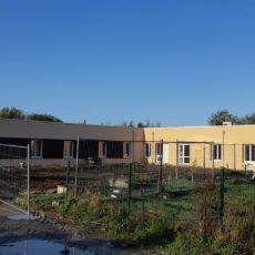 Extension Maison de retraite 14330 LE MOLAY LITTRY