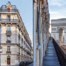Renovation plateaux de bureaux sur 3 niveaux 5 000m² 75008 PARIS